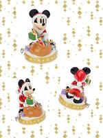 Disney Parks Santa Mickey CHRISTMAS Holiday Musical Figure Figurine 2020