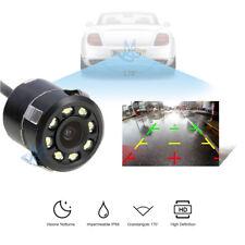 Telecamera Retromarcia 170° a Specchio Mirror per Auto Camper Camion con 8 LED