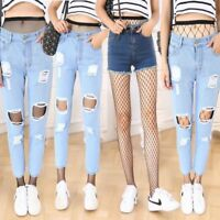 Womens High Waist Cross Fishnet Pantyhose Sheer Mesh Hollow Out Tight Stockings