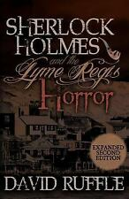 Sherlock Holmes and the Lyme Regis Horror - Expanded 2nd Edition by David...