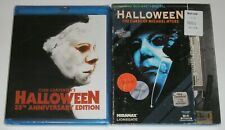 Horror Blu-ray Lot - Halloween 35th Anniversary (New) The Curse of Michael Myers