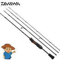 Daiwa IPRIMI 60XUL-4 Extra Ultra Light 6' trout fishing spinning rod pole