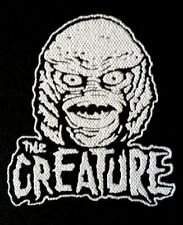 PATCH - The Creature from the Black Lagoon - canvas HORROR - Universal monster