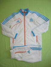 Survetement Adidas Veste + Pantalon OM Olympique Marseille Enfant - 14 ans