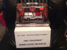Code 3 Violetville MD Mack CF Pumper Fire Truck 12369