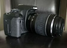 Canon Rebel T1i EOS Camera with 55-200mm USM Zoom Lens