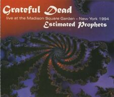 Sealed 3 CD The Grateful Dead ‎Estimated Prophets Live Madison Square Oct 17, 94