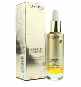 Lancome Absolue Precious Oil Nourishing Luminous Oil  1oz/30ml New With Box