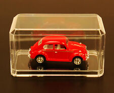 Acrylic Display Cases (132) Cases w/Backgrounds 1:64 Cars Truck Hot Wheels 164-C