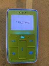 Creative ZEN Micro MP3 Player 5GB grün
