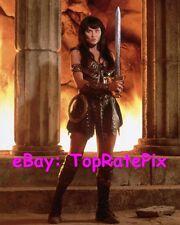 LUCY LAWLESS  -  Xena: Warrior Princess  -  8x10 Photo  #02