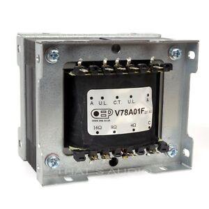 Hi-Fi Amplifier Output transformer: PUSH-PULL  - OEP V78A01F