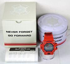 G-Shock Rangeman GW-9400FBJ-4JR Casio Kobe City Fire Department with case