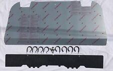 40015 POLARIS RZR XP 1000 XC 900 SMALL CARBON FIBER DASH SWITCH PANELS 2PC