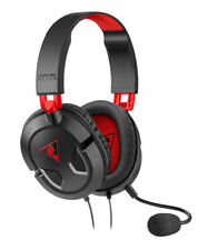 Turtle Beach Recon 50 Headband Headsets - Black/Red