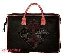New Business Leather Laptop Briefcase Handbag Messenger Bag Mens Bag Tote Bag
