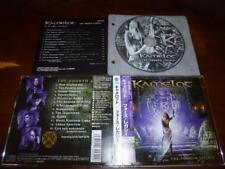 Kamelot / The Fourth Legacy JAPAN+1 1ST PRESS!!!!! C11