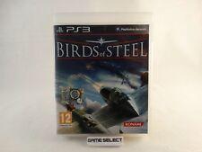 BIRDS OF STEEL SONY PS3 PLAYSTATION 3 PAL EU EUR ITA ITALIANO COMPLETO ORIGINALE
