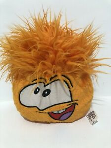 Puffle Disney Club Penguin Orange Large Plush Toy 20 cm