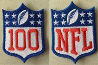 "NATIONAL FOOTBALL LEAGUE 100TH ANNIVERSARY PATCH SET 3""  NFL 2019 2020 SEASON"