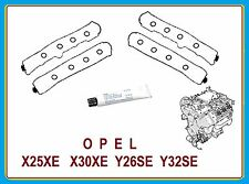 Opel Omega B Y32SE  3,2 V6 160KW218PS   Ventildeckeldichtung + Dichtmasse