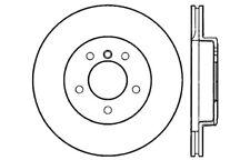 Centric Parts 125.34048 Front Premium Brake Rotor