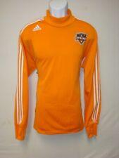 Adidas Climacool 2010 Houston Dynamo Long Sleeve Soccer Jersey Orange XL