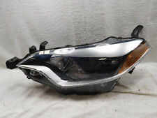 14 15 16 2014 2015 2016 TOYOTA COROLLA LEFT DRIVER HEADLIGHT HEADLAMP OEM A1241