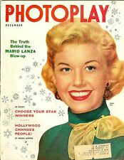 Doris Day cover PHOTOPLAY magazine 1952 includes Marilyn Monroe color photo