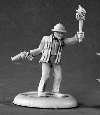 Dan McDermott Archaeologist Miniature by Reaper Miniatures RPR 50087