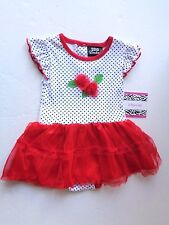 BABY GIRL 2 PIECE LOOK *FLOWER* OUTFIT SIZE 0 - 3 MONTHS BY DDG DARLINGS NWT