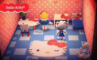 Available Now Hello Kitty 1.9 - San Rio Set - 90+ Items - Furniture & Clothing