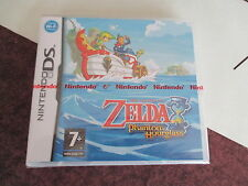 >> ZELDA PHANTOM HOURGLASS NINTENDO DS NEUF NEW FACTORY SEALED FRANCAIS EURO! <<