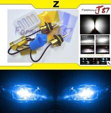 LED Kit Z 96W 9007 HB5 10000K Blue Head Light Two Bulbs Hi/Lo Dual Beam Replace