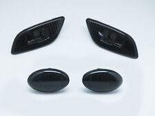 LED Side Markers Smoke Lens Lights For Combo For 02-03 Subaru Impreza WRX STI