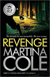 Martina Cole - Revenge *NEW* + FREE P&P