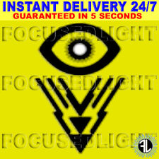DESTINY 2 Emblem THE VISIONARY ~ INSTANT DELIVERY GUARANTEED 24/7  PS4 XBOX PC