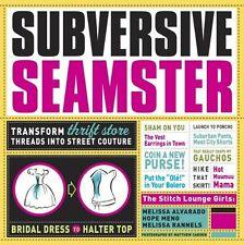 Subversive Seamster: Transform Thrift Store Thread