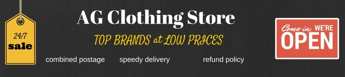 ag-clothing store