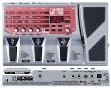 BOSS ME-20B BASS GUITAR MULTI EFFECTS PEDAL & POWER SUPPLY 50B GT 6B 10B