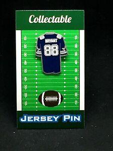 Dallas Cowboys Dez Bryant jersey lapel pin-Classic BOYZ Collectable