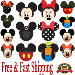 Disney Antenna Toppers Mickey and Minnie & Goofy Antenna Toppers Set Original
