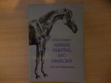 Animal Painting and Anatomy by W Frank Calderon