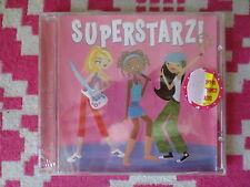 NEW Superstarz! Chart-Topping Hits Performed with Kids Audio Music CD
