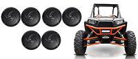 "6 Rockville RSM65B 6.5"" 960w Waterproof Shallow Slim Speakers 4 RZR/ATV/UTV/Cart"