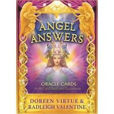 Angel Answers Oracle Cards: A 44-Card Deck and Guidebook New