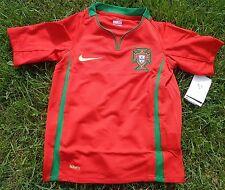PORTUGAL Kinder Trikot Camiseta Jersey Nike für Kinder/Kids 116-128 Kids + NEU +