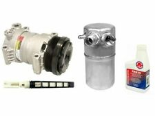 For 1996-2000 GMC K2500 A/C Compressor Kit 35614QM 1997 1998 1999 A/C Compressor