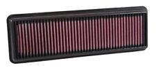 33-3042 K&N High Flow Air Filter fits BMW 2.0 DIESEL 518 520 X3 X4 X5 2014-
