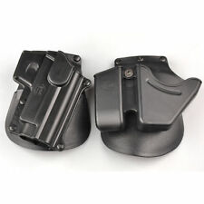 Right Hand System Paddle Holster for Poloce Pistol Gun Hidden Carry Case Hunting